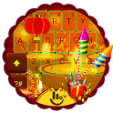 Happy Diwali Keyboard Theme icon