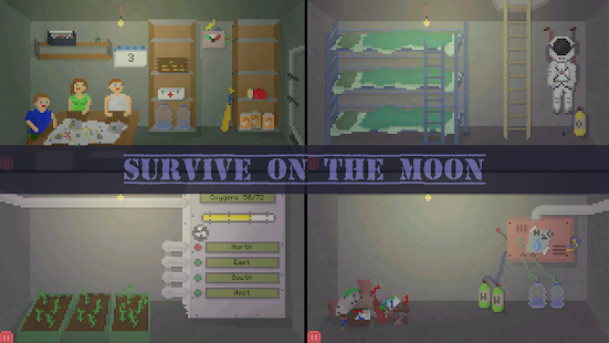 Alive In Shelter: Moon - náhled
