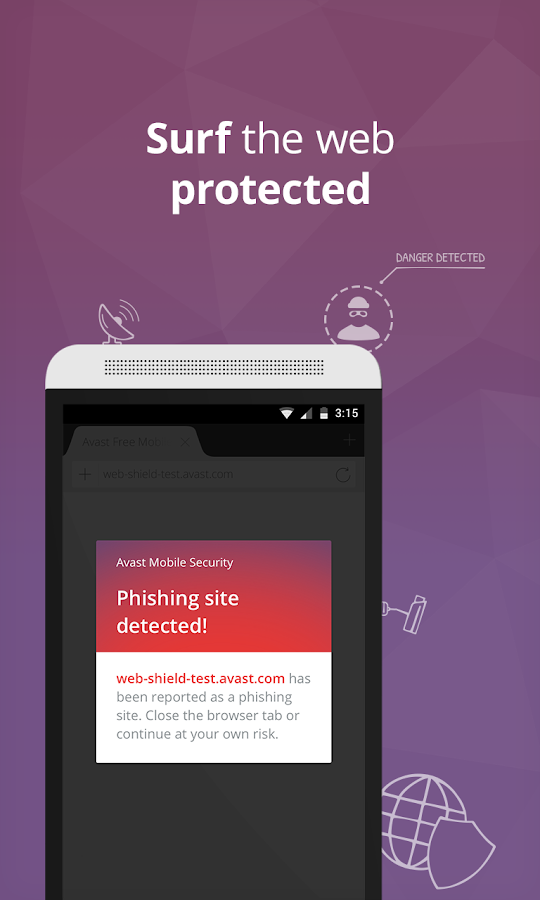 Free Virus Protection Android Phone