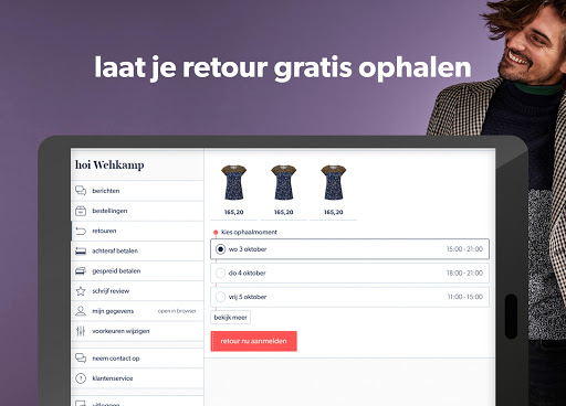 wehkamp - shopping & service screenshot 15