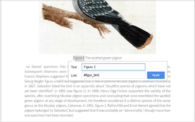 Cross Reference Google Docs Add On