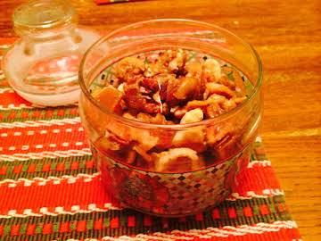 Glazed Mixed Nuts
