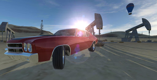 Classic American Muscle Cars - screenshot