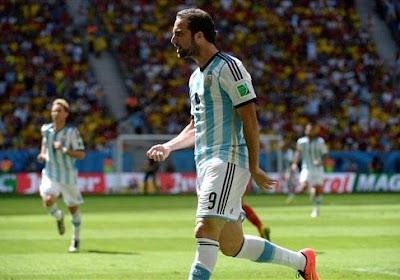 """Gonzalo Higuain: """" On savoure pleinement ce succès """""""