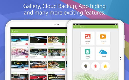 Photo Video Gallery Locker - Hide Videos screenshot 17
