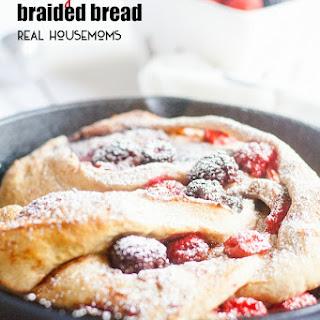 Berry Braided Bread