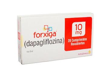 Forxiga 10Mg Comprimidos   Caja X28Com. Astrazeneca Dapagliflozina