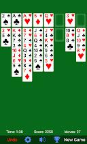 FreeCell Solitaire - screenshot thumbnail 03