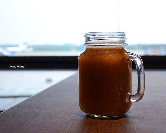 369c61cc8 Interesting drink concoction   Flight Club - Malaysia Food ...
