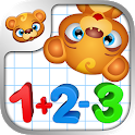 123 Kids Fun Numbers | Go Math | Math for kids icon