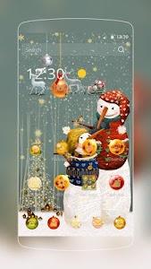 Christmas Snow Man screenshot 0