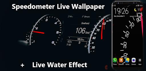 Speedometer Live Wallpaper 1 0 Android Download Apk