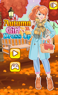 Autumn fashion dress up- screenshot thumbnail