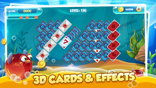 Ocean Fish Solitaire  screenshots 19