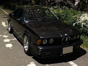 M6 E24 88年式 D車のカスタム事例画像 とありくさんの2020年04月07日07:10の投稿