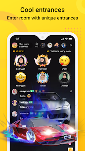 YouStar – Group Chat Room MOD APK (All Unlocked) 3