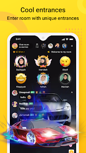 App YouStar – Group Chat Room APK for Windows Phone