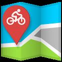GPS Sports Tracker - Running, Walking & Cycling icon