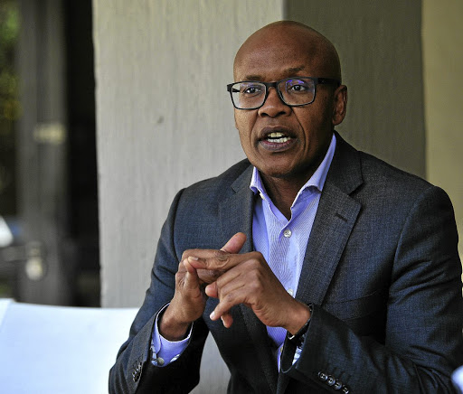 Mzwanele Manyi. File photo.