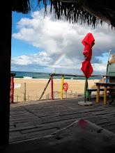 Photo: Rainbow at Dino's