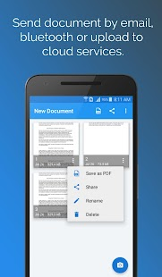 Document Scanner - PDF Creators Screenshot