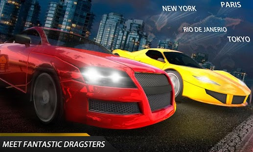 Muscle Cars Drag Racing: Fast Sports Car Driving - náhled
