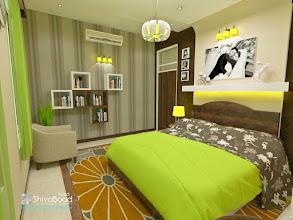 Photo: طراحی اتاق خواب والدین