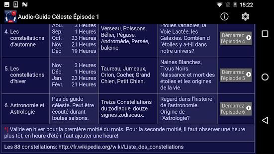 Audio-Guide Céleste Épisode 1- screenshot thumbnail