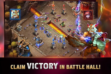 Clash of Lords 2: Guild Castle 10