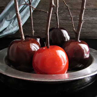 Snow White's Candied Apples