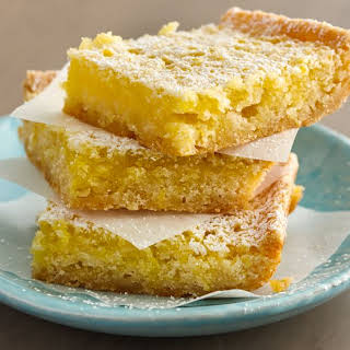 So-Easy Lemon Bars.