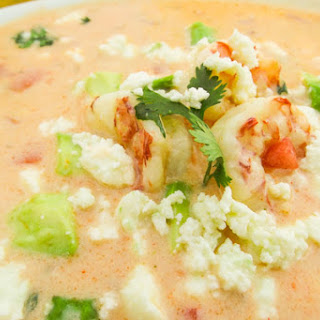 Shrimp Bisque.