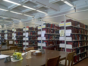 Photo: Another view inside the Local History & Genealogy Room @ Library of Congress
