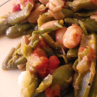 Green Bean Stew.