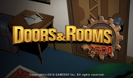 Doors&Rooms Zero- screenshot thumbnail