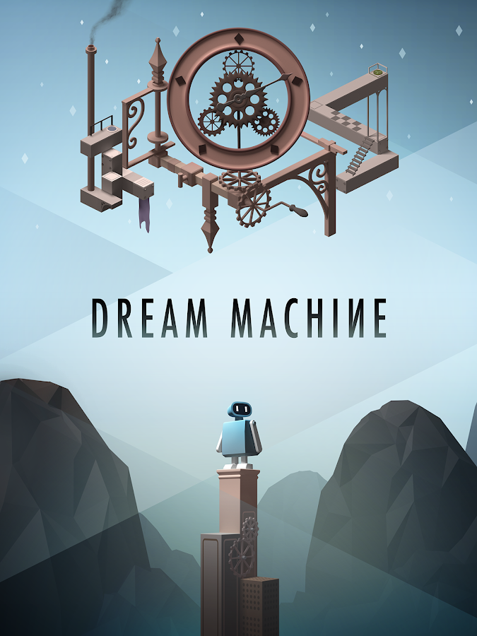 Dream Machine : The Game- screenshot