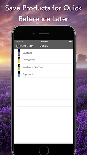 Download Essential Oils Reference Guide for doTERRA MOD APK 4
