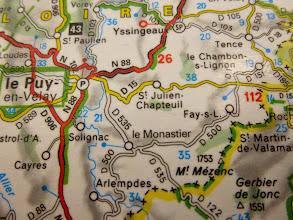 Photo: Avec une carte aussi détaillée, tout devrait rouler.