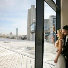 Wedding photographer Viktoriya Lisyutina (skosmosa). Photo of 24.10.2017