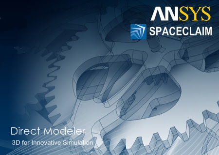 3D программы - ANSYS SpaceClaim Direct Modeler