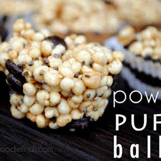 Power Puff Balls.