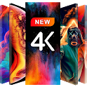 4K Wallpapers - HD, Live Backgrounds, Auto Changer icon
