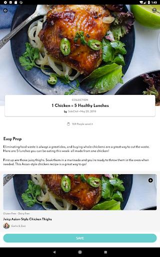 SideChef: 18K Recipes, Meal Planner, Grocery List 4.7.3 Screenshots 13