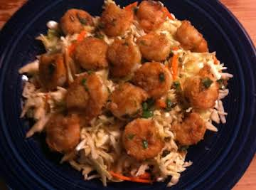 5 Spice Shrimp Salad