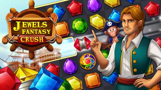 Jewels Fantasy Crush : Match 3 Puzzle 1.0.2 screenshots 1
