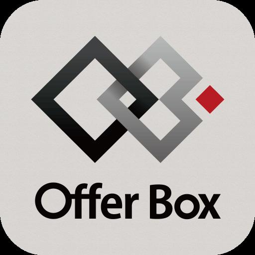 就活・インターンシップの逆求人 OfferBox 生活 App LOGO-硬是要APP