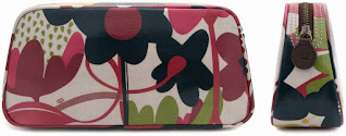 Wild Floral Mainline Toiletry Bag