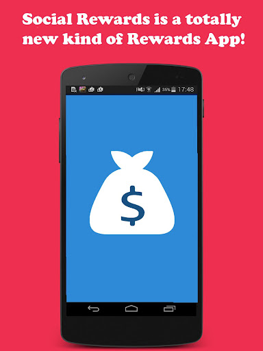 Social Rewards, earn cash home app (apk) free download for Android/PC/Windows screenshot