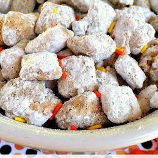 Pumpkin Pie Chex Puppy Chow