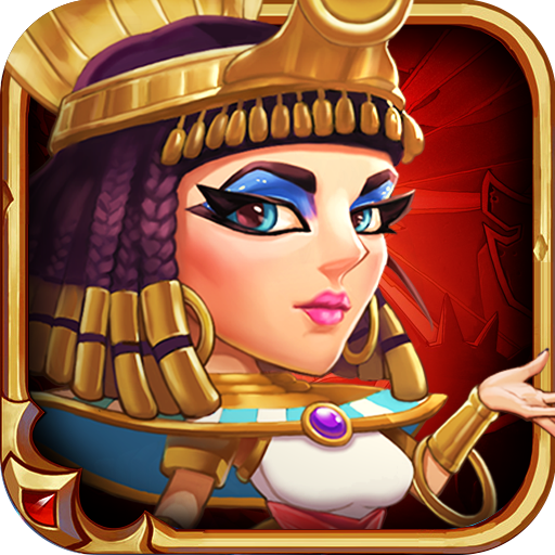 Clash OF Pharaoh 策略 App LOGO-APP開箱王